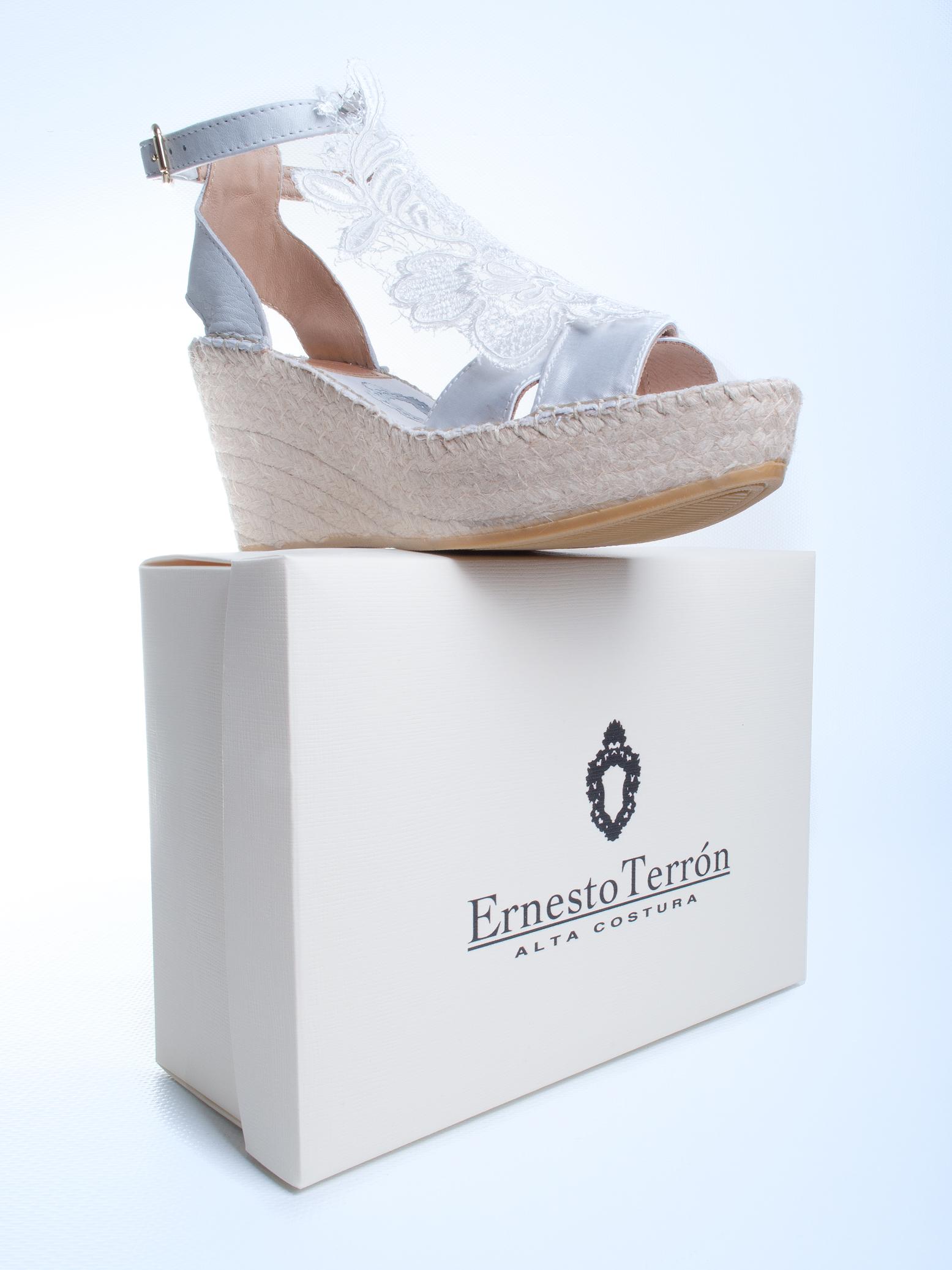 presentación-ALPARGATAS-Ernesto-Terrón alpargatas de novia online personalizadas